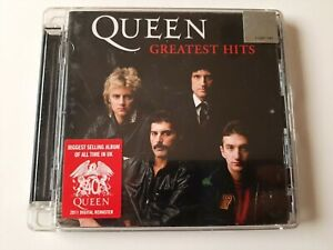 Queen Greatest Hits CD 2011 Remastered Brand New