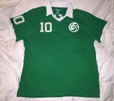 Pelé (Edson Arantes do Nascimento) New York Cosmos Futbol Soccer Jersey Size XL