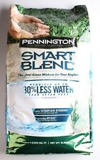 Pennington Smart Blend Drought Tolerant Grass Seeding Mixture 18.5lb Bag NIB