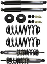 Monroe Air to Coil Spring Conversion Kit Front Rear fits 97-02 Ford Expedition