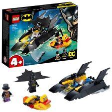 LEGO DC Batman 4+ Batboat The Penguin Pursuit 76158 Age 4+ 54pcs