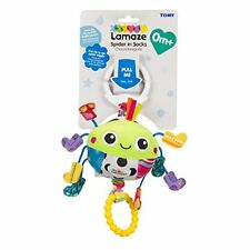 Toys For Baby Baby Popular Brand Lamaze Lc27630 Easy Grip Handle And Soft Chewy Eyes Rattle Rainbow Glow Toy Selling Well All Over The World