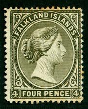 Falkland Islands Royalty Stamps
