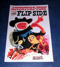 ADVENTURE TIME presents THE FLIP SIDE #5 D 1:25 variant 1st print kaBOOM COMIC