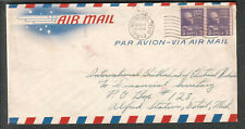 WWII cover A/C Don Prentiss Nav Wing Gp 25N Sqd F Flight #1 Ellington Field TX