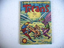 BD marvel TITANS n° 26 - 1980