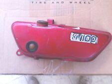 Vintage Kawasaki KV100 OEM Oil Tank 1970-75