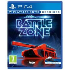 SONY PS4 - Battlezone VR