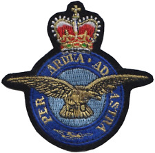 Royal Air Force RAF Insignia Embroidered Patch