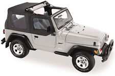 Jeep Wrangler TJ 03-06 51719-35 Supertop schwarz black soft top Softtop Verdeck
