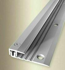 Küberit Abschlussprofil Typ 377 Vinyl Silber 90 cm