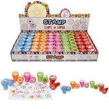 30 Kinder Stempelset Motivstempel Stempel Set Kindergeburtstag Mitgebsel