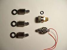 Starter Kit Quick Coupler Best fittings Charging Adaptor Kit for Air Rifles PCP