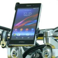 Dedicado Sujección Rápida Motocicleta Manillar Teléfono Soporte Para Sony Xperia
