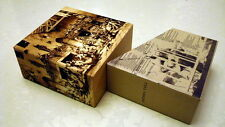 Jethro Tull Minstrel In The Gallery  PROMO EMPTY BOX for jewel case, mini lp cd