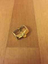 20mm Gold Plated Buckle Replacement for Omega Watch Strap