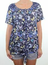 Per Una Stretch Polyester Short Sleeve Women's Tops & Shirts