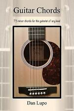 Guitar Chords - Minor Chords by Dan Lupo (2016, Paperback)