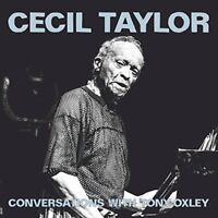 Cecil Taylor - Conversations With Tony Oxley [CD]