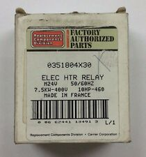 ~Discount HVAC~ 0351804X30 - Carrier Electric Heat Relay For Ductless Mini Split