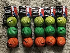 Franklin Youth Kids Lacrosse Balls Future Champs 15x Lot Colorful Soft Small 7�
