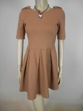 ZARA Fit & Flare Dress sz 8 - BUY Any 5 Items = Free Post