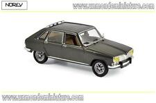 Renault 16 TX de 1976 Elysée Grey Metallic NOREV - NO 511621 - Echelle 1/43