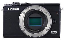 Canon Eos M100 Digitalkamera nur Body : Schwarz