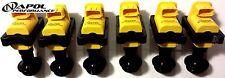 JDM NISSAN R32 R33 GTR SKYLINE IGNITION COIL PACK X6 BNR32 BNR33 RB26DETT RB20