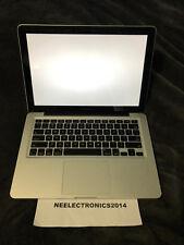 "PARTS! Apple MacBook Pro A1278 13.3"" Laptop - MD101LL/A (June, 2012) #3948"