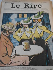 1898 Original Print Caricature Tous s'explique deux jumelles qui font la paire