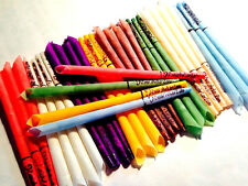 32 Coniche Candele per orecchie le colori ZweiohrkerZen , 16 Paio con Fragranza