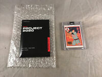 2020 TOPPS PROJECT #63 2011 MIKE TROUT by FUCCI in BOX