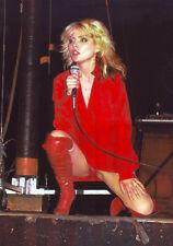 "very sexy Blondie - 16x20"" photo Debbie Harry"