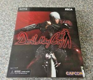 NECA Dante Devil May Cry Figure - Boxed and Complete VGC