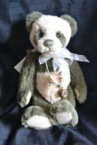 "Charlie Bears Isabelle mohair ""Benedict"" rare ltd edition"