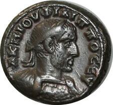 T9228 Rare EGYPT Alexandria Philip I the Arab 244-249 Tetradrachm year 6 LS