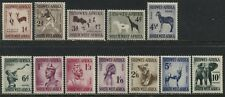 South West Africa complete set to 10/ Elephant mint o.g.