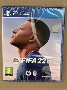 EA Sports FIFA 22 - PlayStation 4 Game - Brand New Sealed - ***Free Postage***