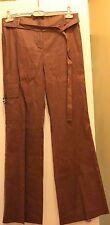 BCBG women's summer Linen pants, Size 10, MRSP $199