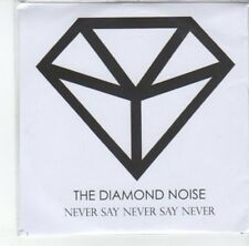 (DJ820) The Diamond Noise, Never Say Never Say Never - 2012 DJ CD