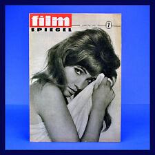 DDR ▶ Filmspiegel 7/1966 Antal Pager Renate Blume