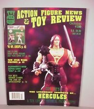 Action Figure News & Toy Review Price guide magazine #36 Star Wars SLU  X-men