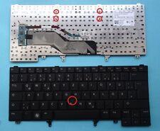 TASTIERA ORIGINALE DELL Latitude e6220 e6320 e6420 e5420 xt3 Keyboard Trackpoint