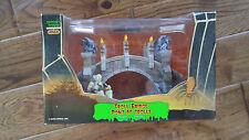 Spooky Town TROLL BRIDGE #53519 Table Accent 2005 Lemax NIB