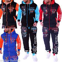 Herren Jogginganzug Jogging Hose Jacke Sportanzug Sporthose Fitness S,M,L,XL,XXL