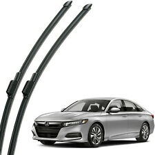 Genuine OEM Front Windshield Wiper Blades For 2018-2021 Honda Accord Full Series