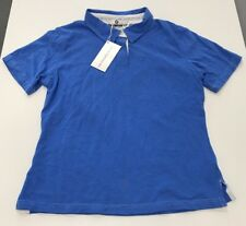 BMW Automobile Ladies Polo Shirt Joy Blue NEW with TAGS Large