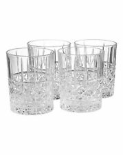 Waterford Marquis Brady Double Old Fashion 12 oz 4 Glasses New in Box