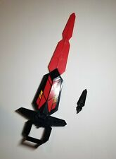 Transformers G1 Fortress Maximus Japanese reissue Master Sword and small sword